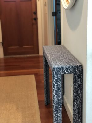 Slim Console Table - Blue for Sale in Kirkland, WA