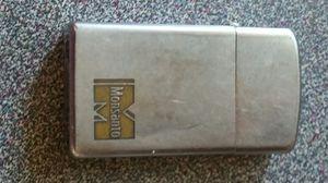 Vintage Monsanto Zippo lighter for Sale in Mount Prospect, IL
