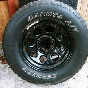 Rims And Tires Cheap!Hubcaps'18, Door Handle Covers Jeep Center for Sale in Deltona, FL