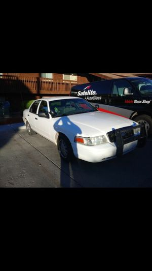 2005 Ford Crown Victoria for Sale in Eagar, AZ