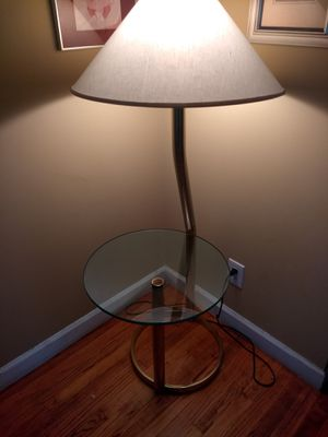 Table & Lamp for Sale in Groveport, OH