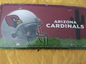 Cardinals tag for Sale in Phoenix, AZ