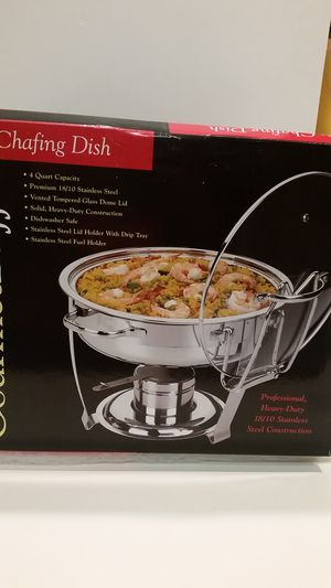 Gourmet Buffet Chafing Dish for Sale in Orlando, FL