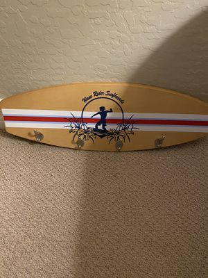 Pottery Barn Teen surfboard hanger for Sale in Peoria, AZ