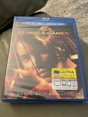 The Hunger Games Blu-Ray for Sale in Seminole, FL