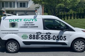 duct, carpet, dryer vent cleaning, chimney sweep for Sale in Winchester, MA