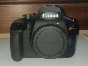 Canon EOS 4000D DSLR Bundle for Sale in Livonia, MI