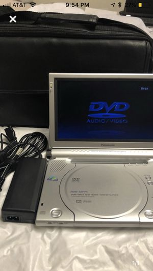 Panasonic portable DVD player for Sale in Los Angeles, CA