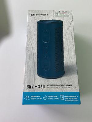 Braven Bluetooth water resistant speaker for Sale in Kingsport, TN