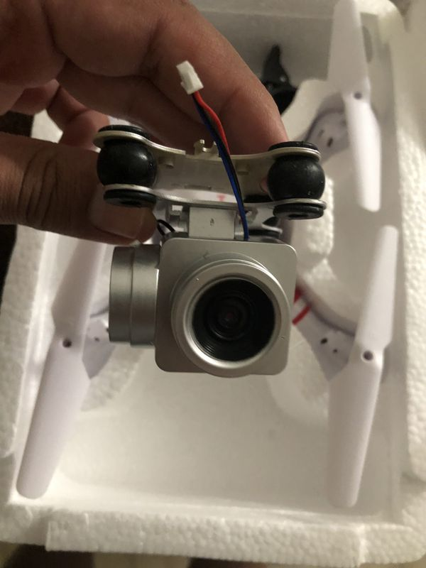 WiFi drone with camera