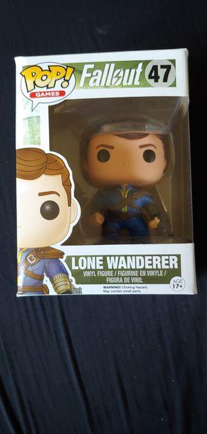 Lone Wanderer Funko Pop for Sale in Chula Vista, CA