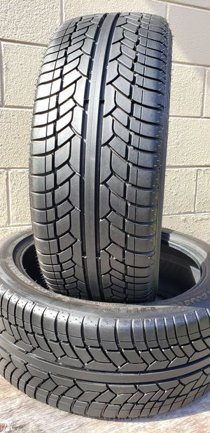 245/45/20 TIRES. 99-100% TREAD for Sale in Tampa, FL