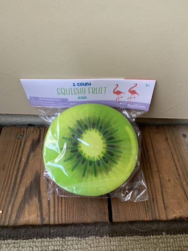 Squishy fruit ( NEW )