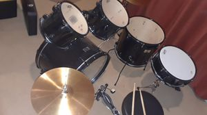 Jeff 5-set drum set for Sale in Queen Creek, AZ