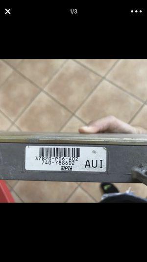 Ecu Honda Civic computer AUI 37820-P06-A02 for Sale in Miami, FL