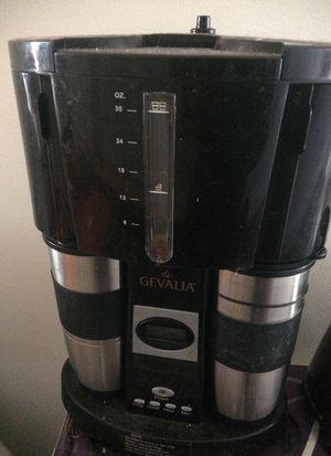 Gevalia coffee maker for Sale in Sterling, VA