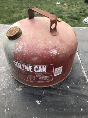 Antique gas can for Sale in Cicero, IL