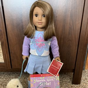 American Girl Doll Just Like You GT28H In Box for Sale in Winter Springs, FL