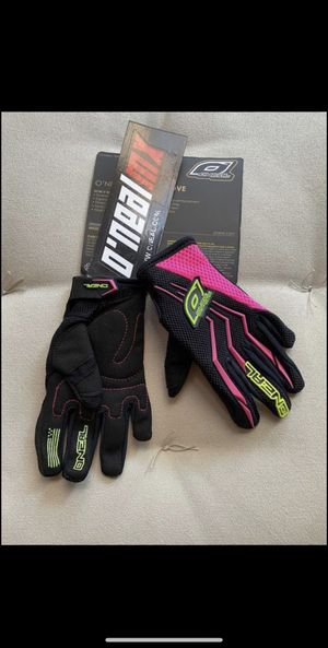 $18 FIRM PRICE! O'Neal Kids riding gloves. for Sale in Pomona, CA