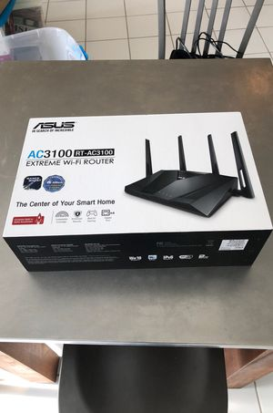 ASUS AC3100 Extreme Wi-Fi Router for Sale in Phoenix, AZ