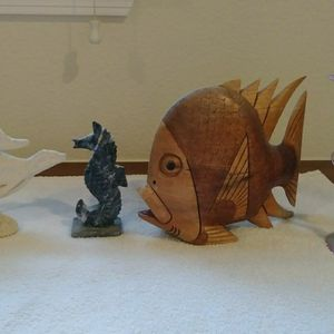 Fish Theme Accessories For Home Or Boat for Sale in Hayward, CA
