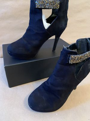 My favourite from UK brand size 6 black heel shoe for Sale in Hanover, NJ