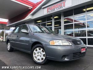 2000 Nissan Sentra for Sale in 28227, NC