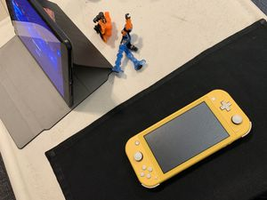 Nintendo switch lite Yellow Console for Sale in Pasadena, CA