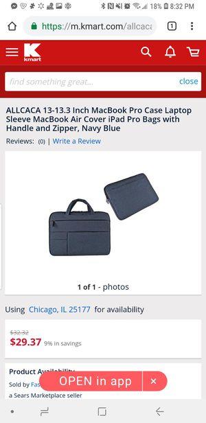 "13-13.3"" MacBook Pro Cases for Sale in Parkersburg, WV"