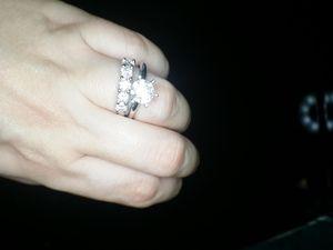 Platinum 2.40 carat certified ring for Sale in Atlanta, GA