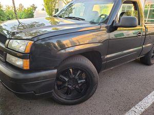 2003 Chevy Silverado 156k 5 spd for Sale in Tualatin, OR