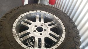 Jeep Wrangler Wheels And Tiers for Sale in Orlando, FL