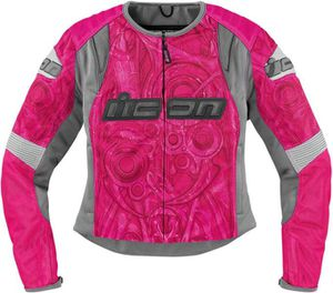 Icon motorcycle jacket for Sale in Garner, NC