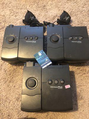 3 x Remstar M Plus Pro Cpap Machine Apnea for Sale in St. Petersburg, FL