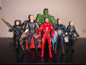 Marvel legends Avengers for Sale in Houston, TX