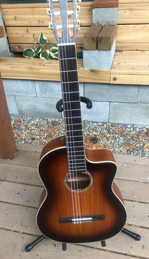 Cordoba Classical Acoustic-Electric Guitar for Sale in Federal Way, WA