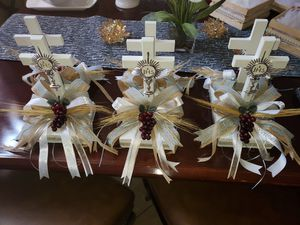 First communion or Baptism party decorations for Sale in Colton, CA