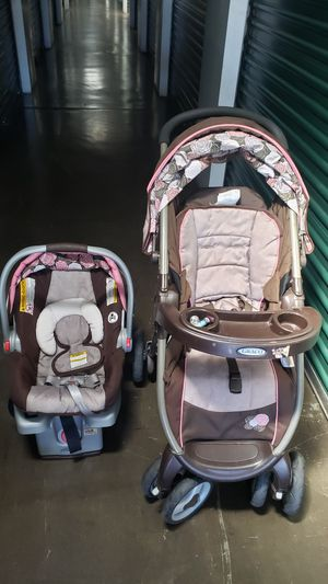 Graco Baby girl stroller for Sale in Livermore, CA