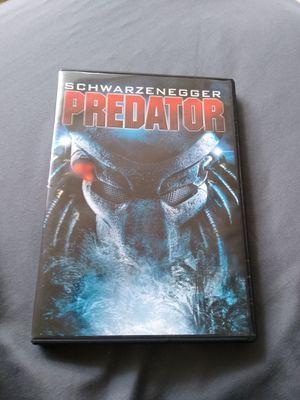 Predator/DVD for Sale in Baltimore, MD