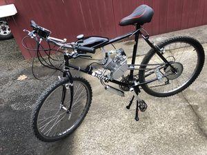 Motorized mountain bike new installations for Sale in SKOK, WA