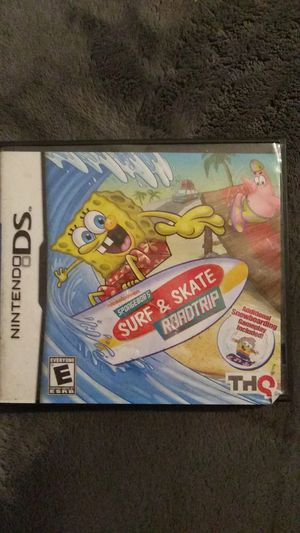 Spongebob surf and skate road trip for Sale in Stanton, CA