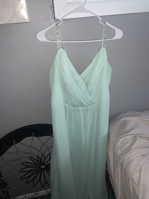 Size 16 Teal evening dress for Sale in Yardley, PA
