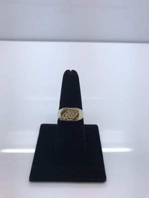 10k gold nugget ring new for Sale in Renton, WA