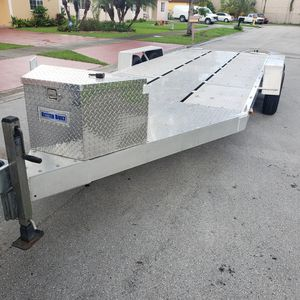 Trailer car haulers for Sale in Naranja, FL