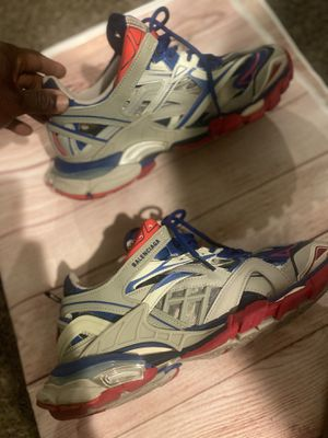 Authentic Balenciaga Track 2 Size 12 sneakers for Sale in Philadelphia, PA