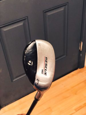Taylormade Rescue Mid 4 Golf Club for Sale in San Diego, CA