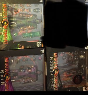 Storm collectibles action figures for Sale in Glendale, AZ