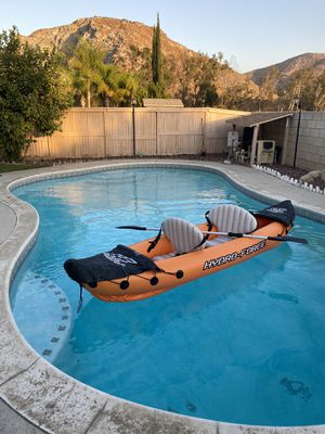 Hydro- Force Inflatable Kayak for Sale in Fontana, CA