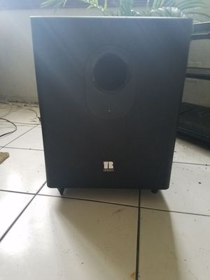 Super bass ridell sub woofers for Sale in West Palm Beach, FL