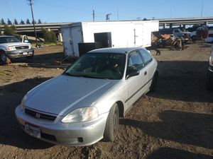 1999 Honda civic hatchback for Sale in Richmond, CA